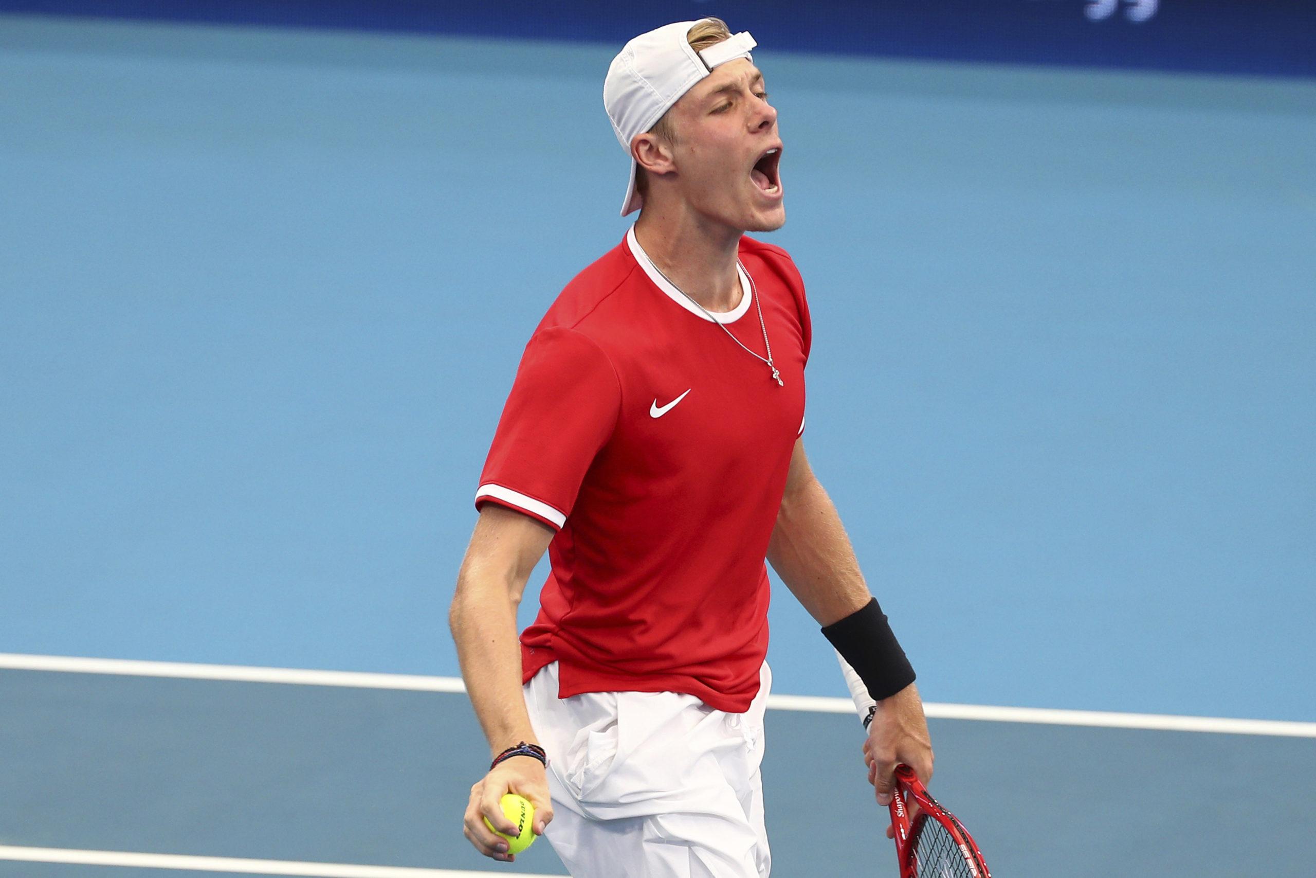 ATP Cup: Canadá estreia com vitória sobre a Grécia