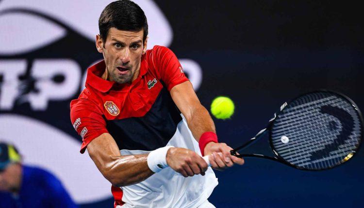 ATP Cup: Djokovic supera Nadal e força definição nas duplas