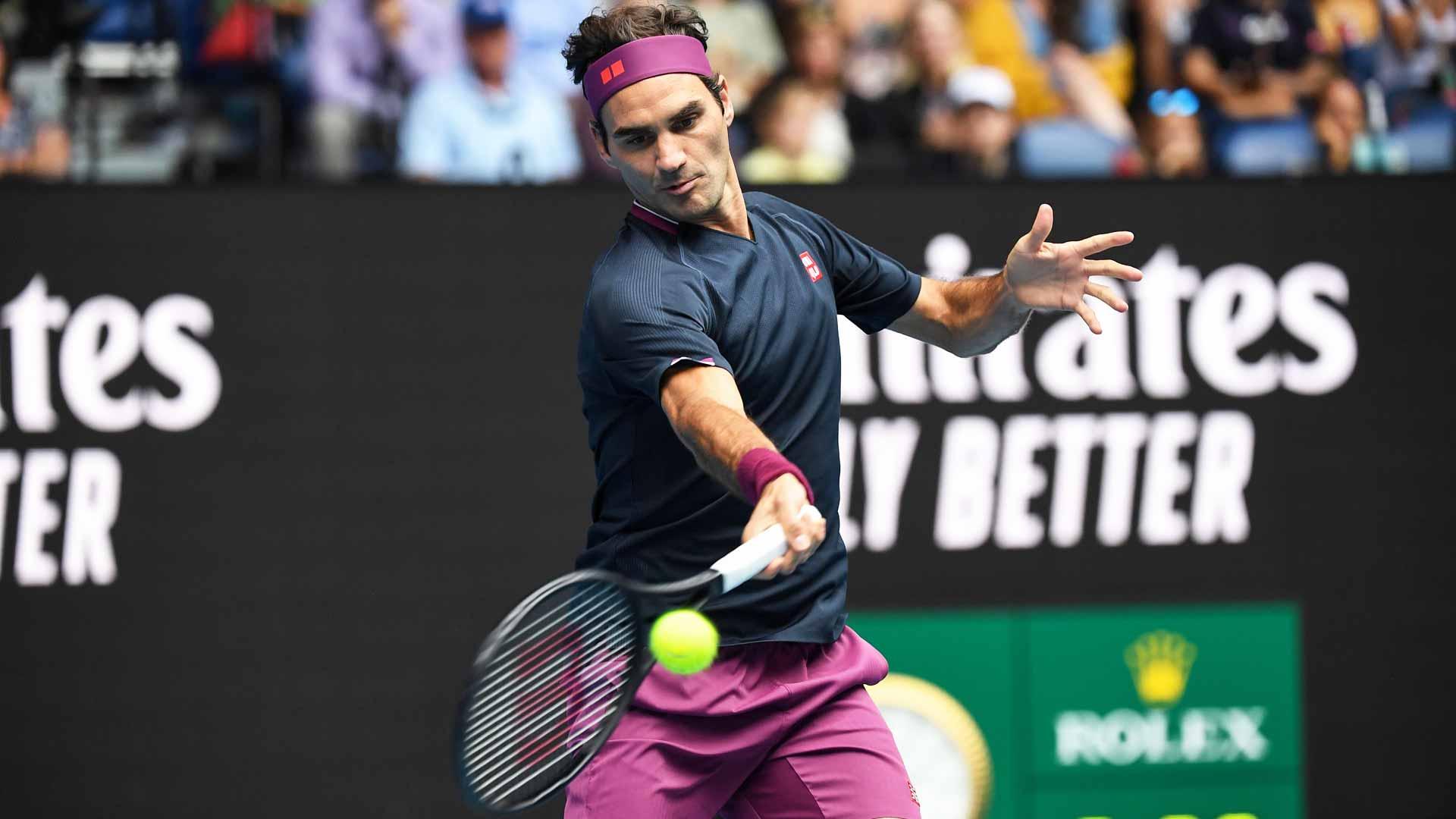 Sem dificuldades, Roger Federer bate Steve Johnson e avança no Australian Open