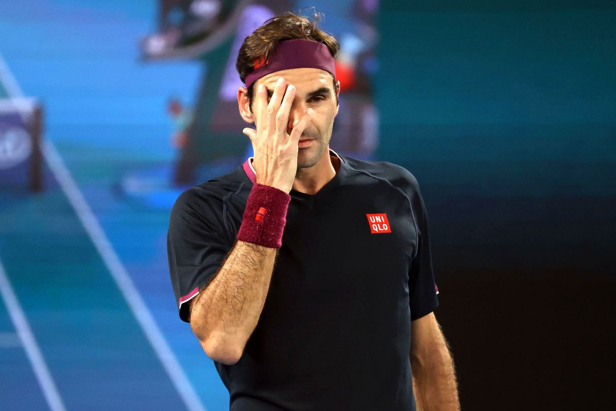 Em partida dramática, Roger Federer vira e chega a 100ª vitória no Australian Open