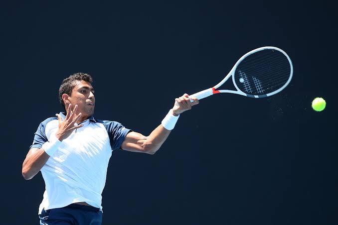 Thiago Monteiro disputa o qualificatório do ATP 250 de Auckland