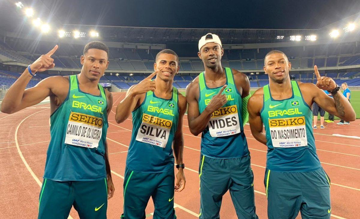 Brasil entra em 2020 com foco nos Jogos Olímpicos de Tóquio