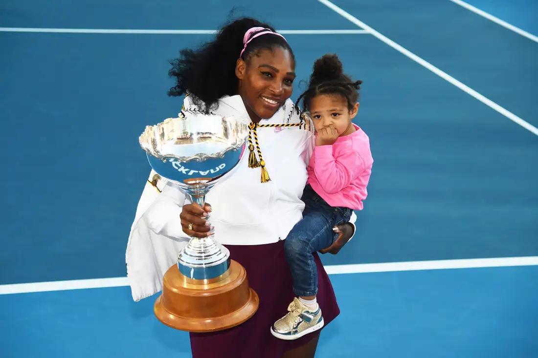 Serena Williams quebra jejum e conquista primeiro título após três anos