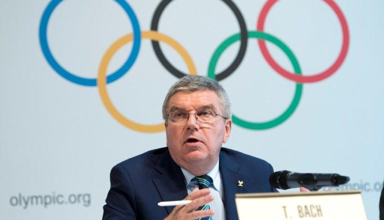 Presidente do COI, Thomas Bach diz que esporte e política não devem se misturar