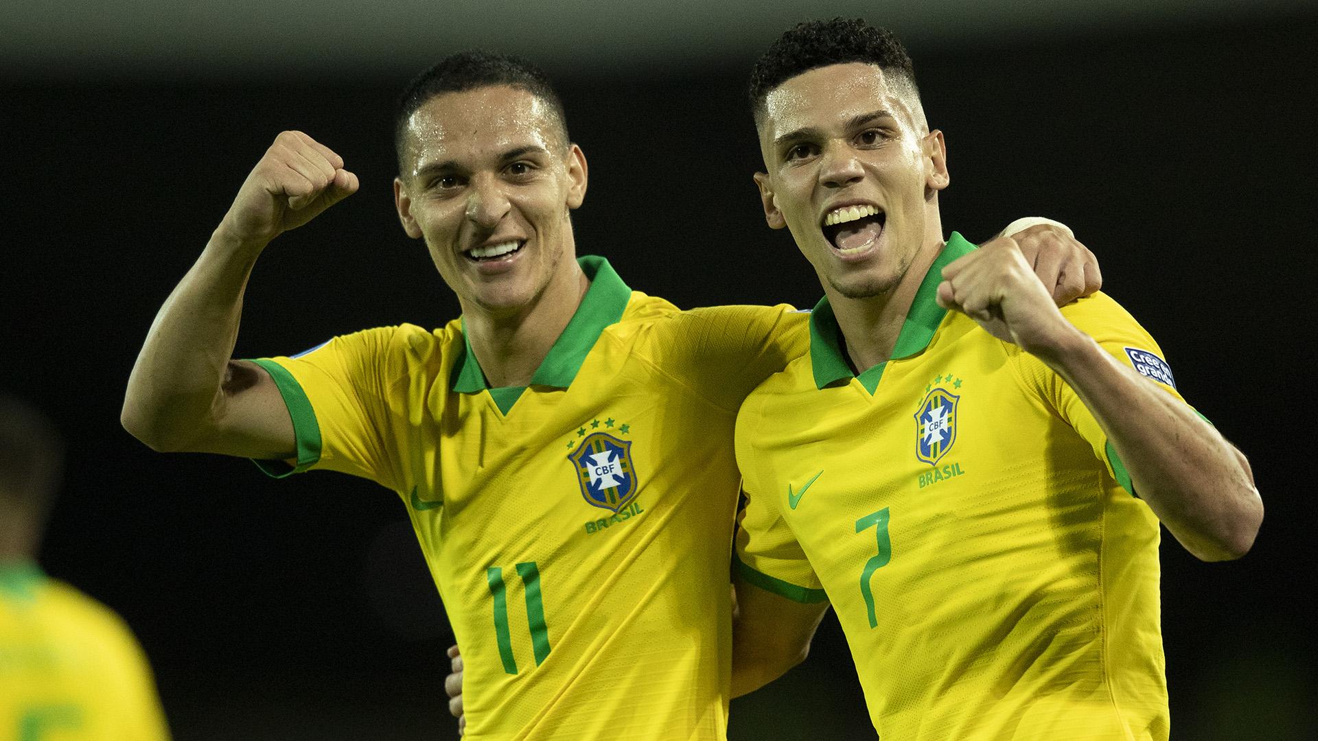 AO VIVO: Brasil e Argentina se enfrentam no quadrangular final do pré-olímpico de futebol