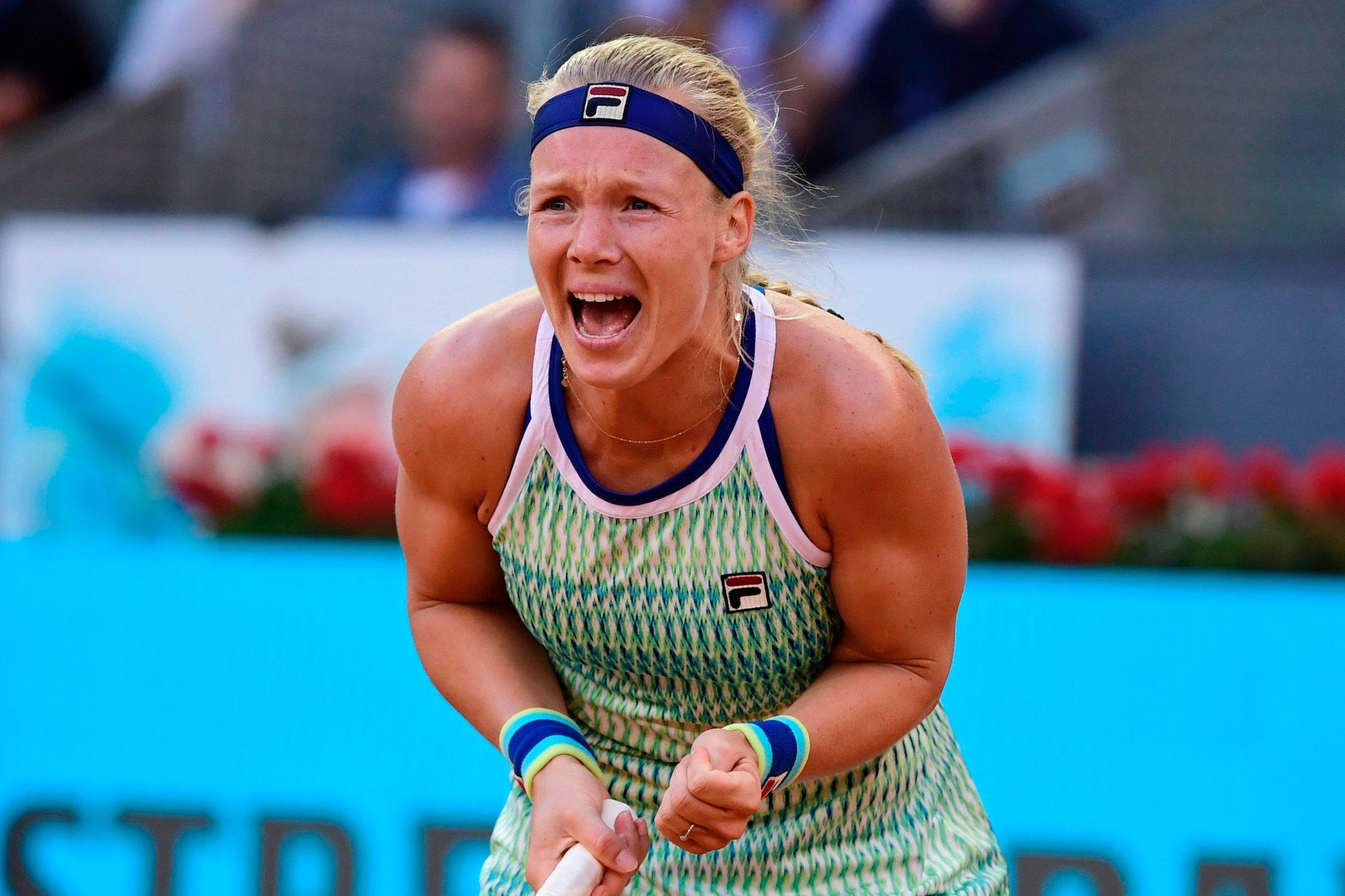 Kiki Bertens bate cazaque e conquista o bicampeonato no WTA de São Petersburgo