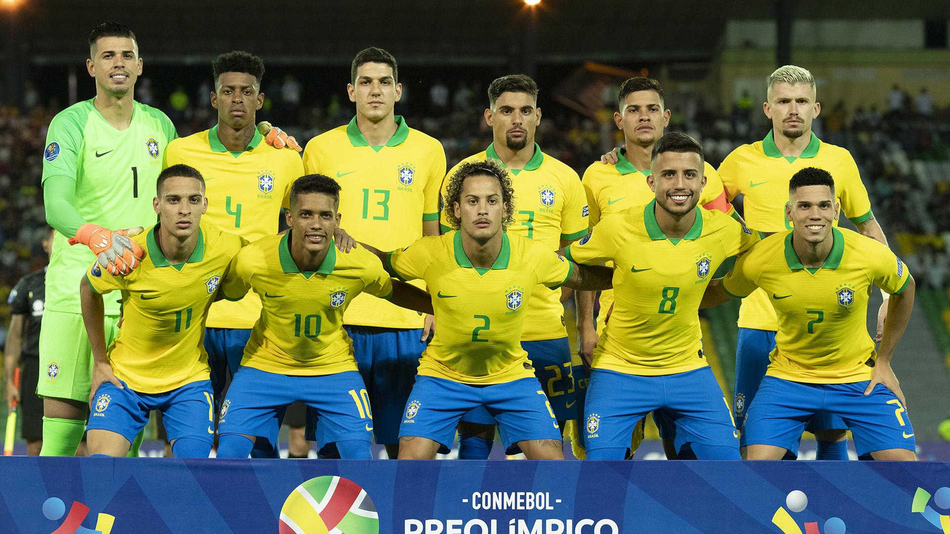 Brasil derrota Argentina no pré-olímpico de futebol e garante vaga em Tóquio 2020