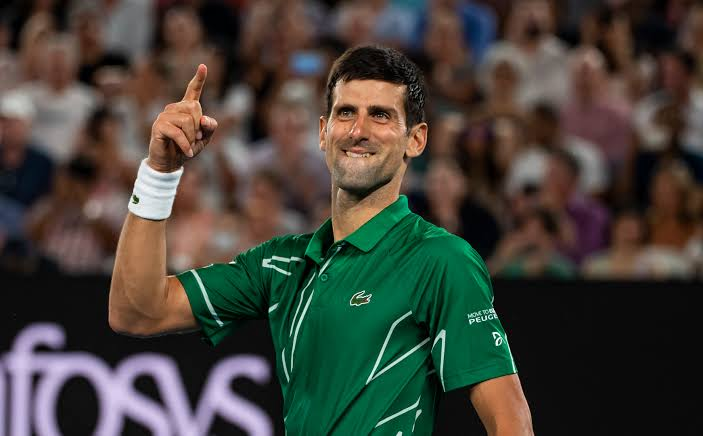Após Australian Open, Novak Djokovic volta ao topo do ranking mundial de tênis