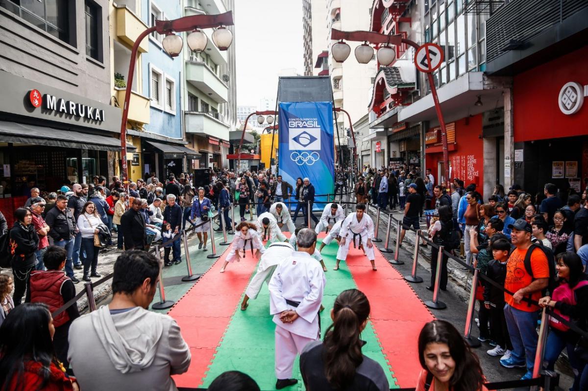 COB realizará Olympic Fest Time Brasil com atividades para o público brasileiro durante os Jogos Olímpicos Tóquio 2020