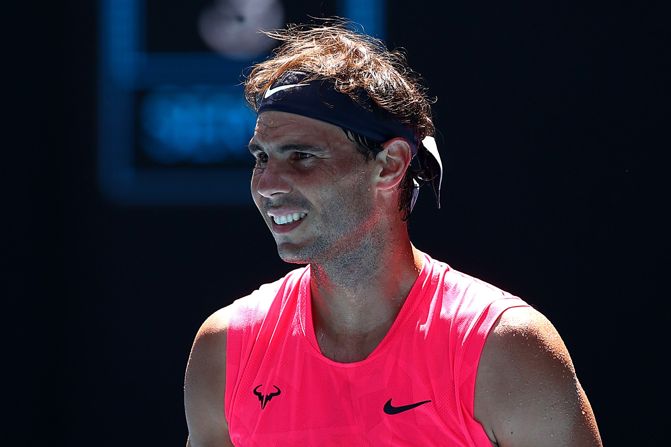 Rafael Nadal quer aproveitar 'ao máximo' os últimos anos no tênis profissional