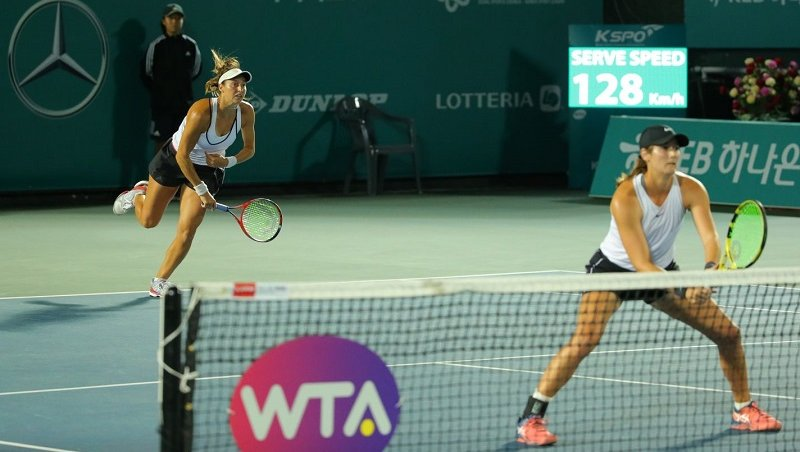 Stefani e Carter caem nas quartas de final em Dubai