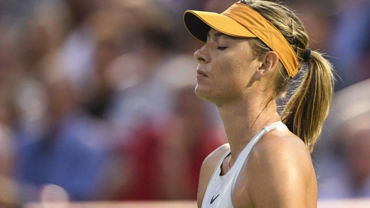 Maria Sharapova anuncia aposentadoria
