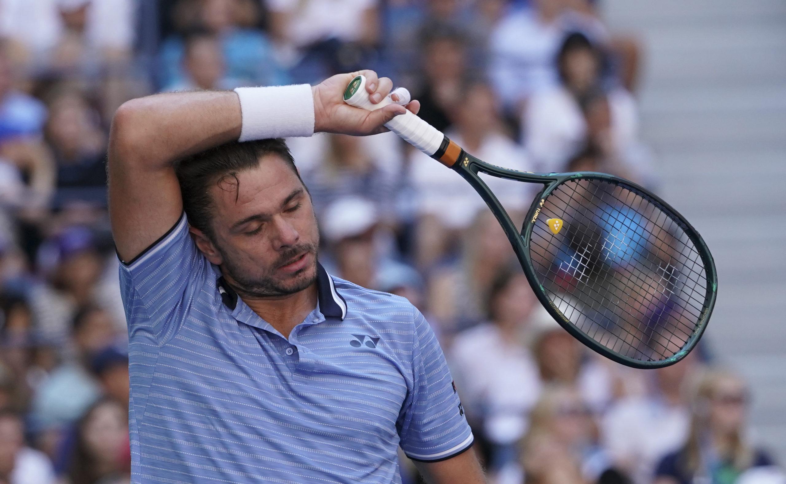 Tenistas disparam contra a decisão de Roland Garros