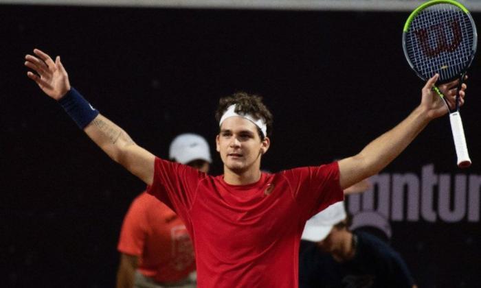 ThiagoWild bate top 40, leva 1º ATP e supera feito de Guga