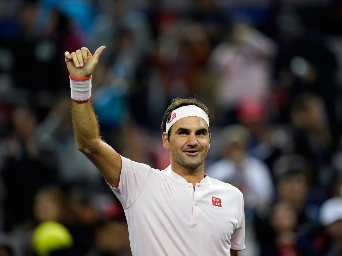 Roger Federer confirma presença na Laver Cup