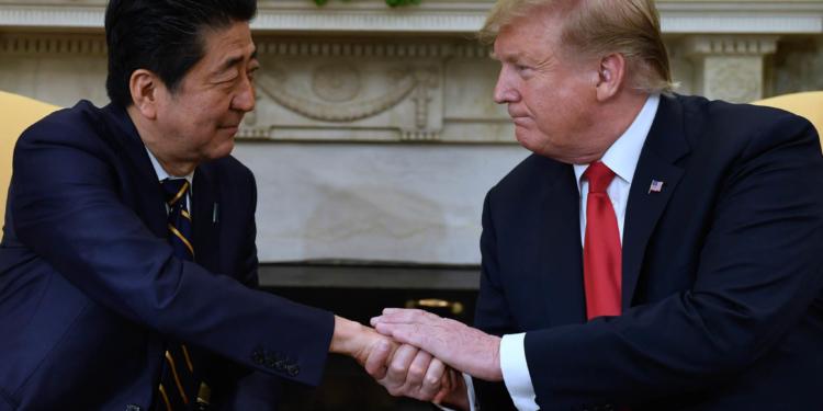 """Donald Trump diz que adiar a Olimpíada de Tóquio 2020 é uma """"sábia e ótima decisão"""""""