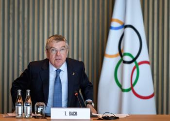 Thomas Bach não descarta a realização dos Jogos Olímpicos de verão na primavera de 2021