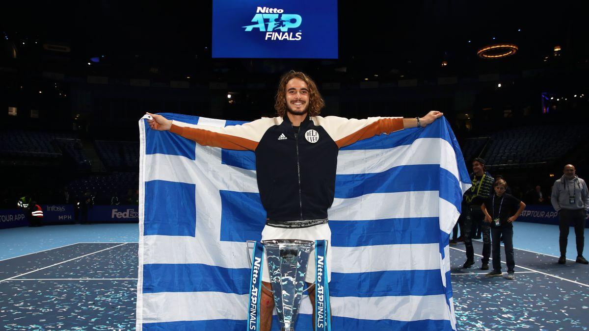 Stefanos Tsitsipas sobre os Jogos Olímpicos: 'Sonho com uma medalha'