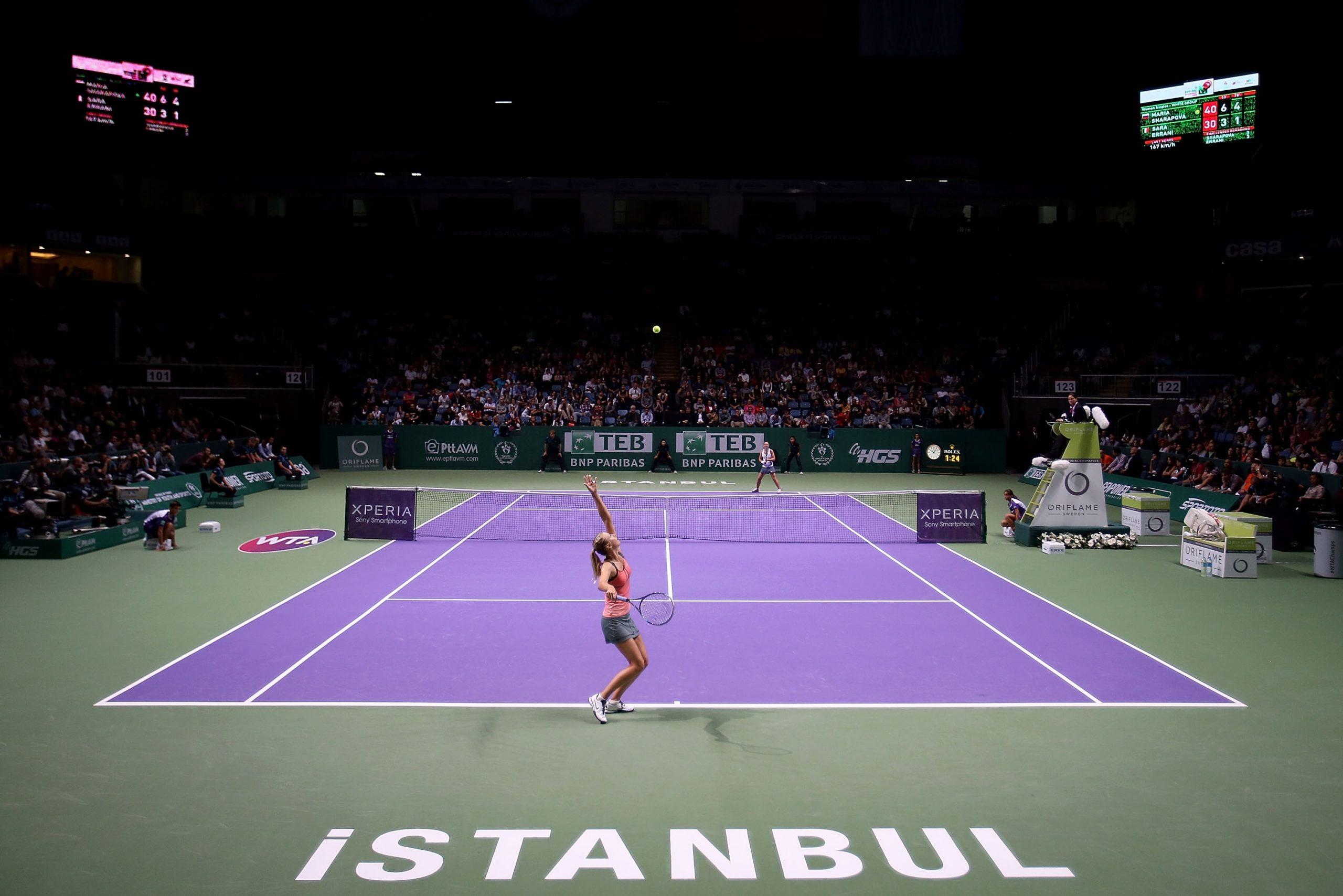 WTA anuncia pausa no circuito para conter surto de coronavírus