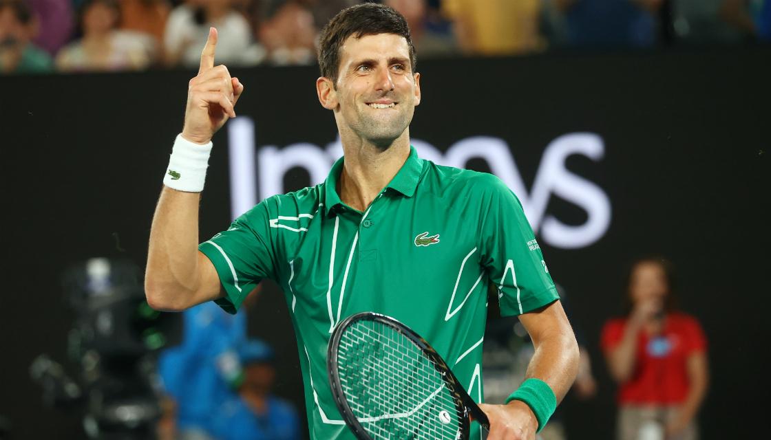 Novak Djokovic faz importante doação a hospital na Itália para combater o coronavírus