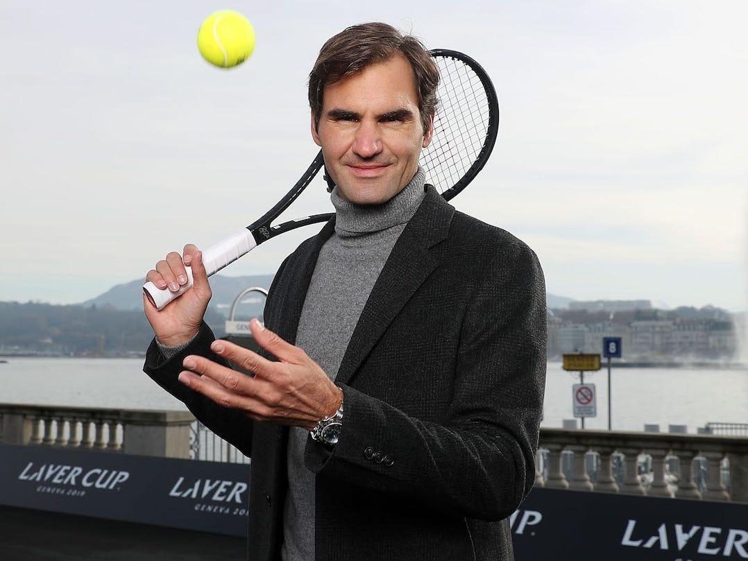 Roger Federer supera Cristiano Ronaldo e é o atleta mais bem pago do mundo
