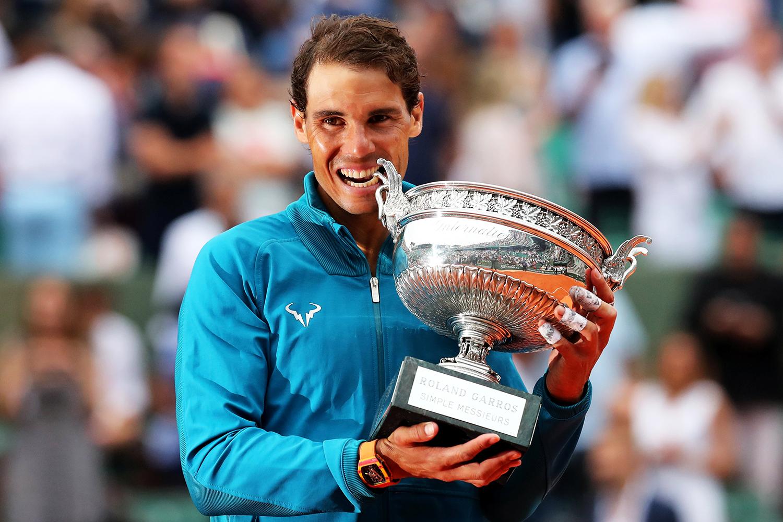 Rafael Nadal: 'Gostaria de encerrar a carreira como o jogador com mais Grand Slams'
