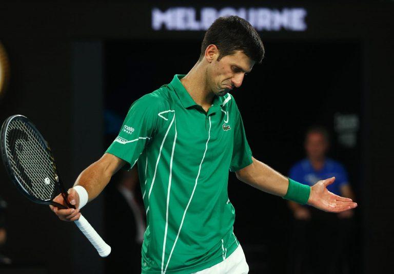 Australian Open vai exigir vacinação para tenistas participarem do torneio