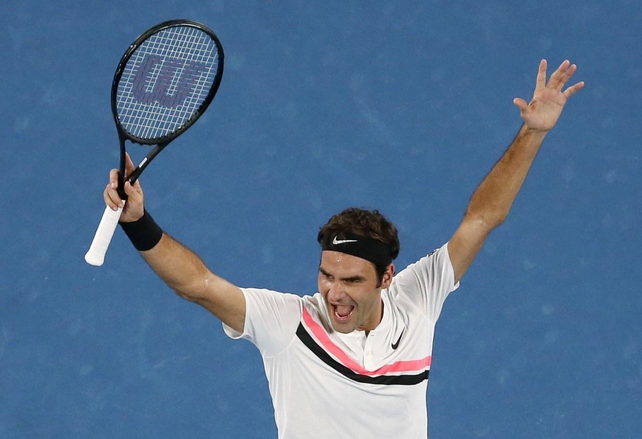 Roger Federer não garante participação no AUS OPEN