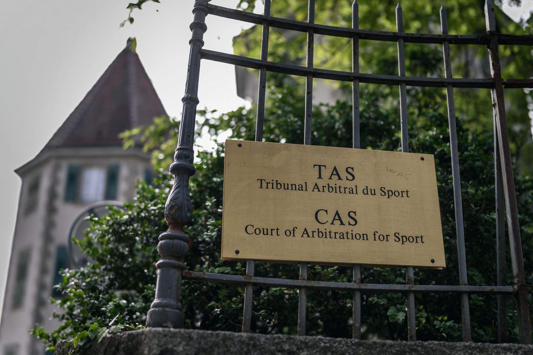 O Tribunal de Arbitragem do Esporte reduziu pela metade a sanção de quatro anos da Rusada no mês passado © Getty Images