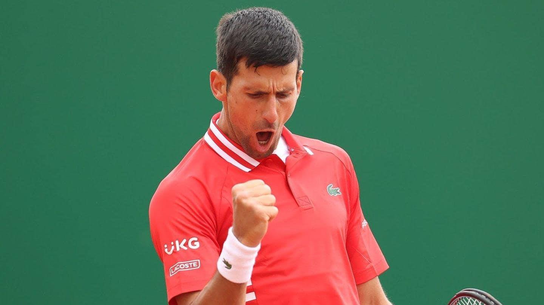 Djokovic chega a 317 semanas como o líder do ranking