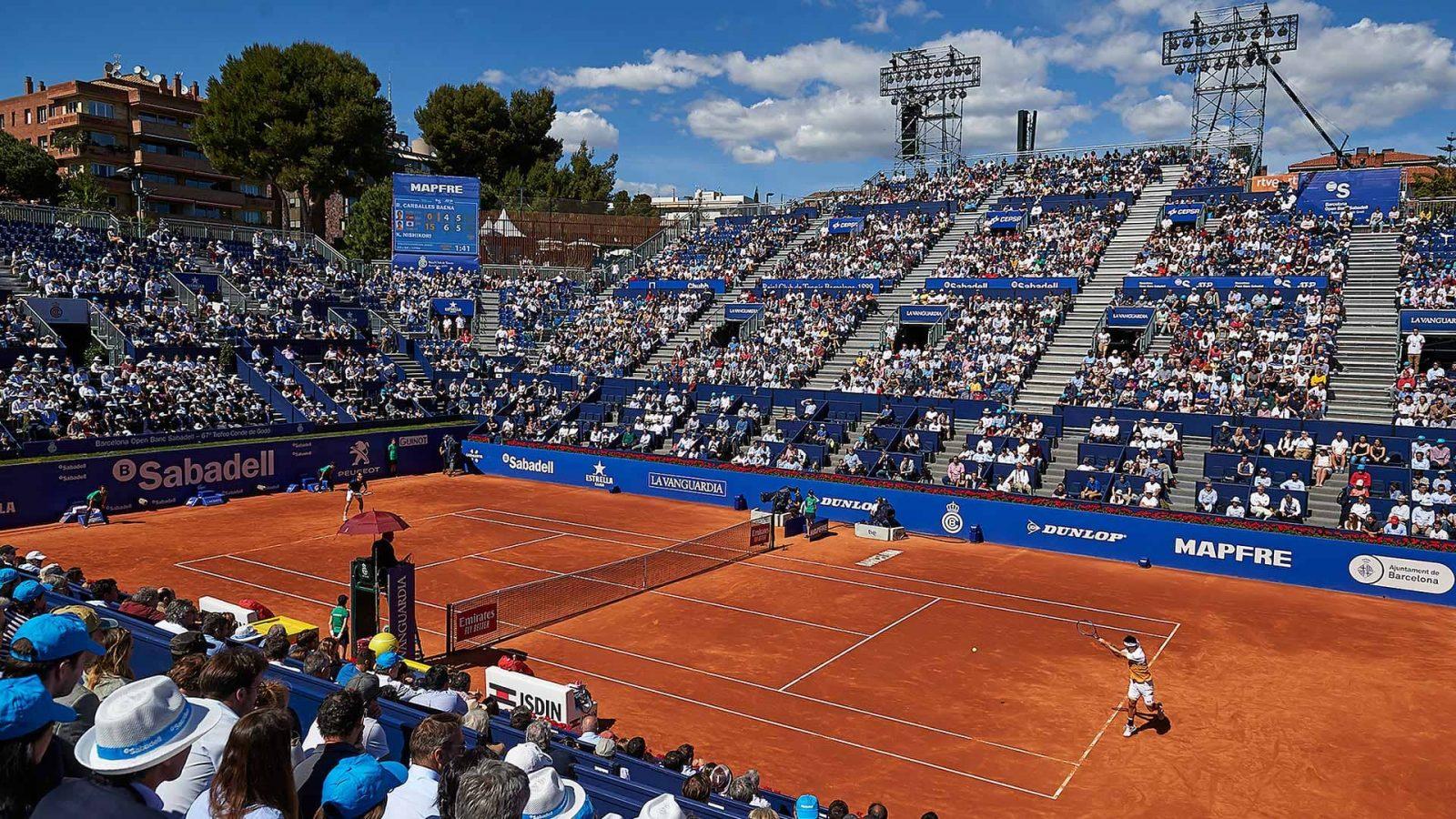Veja a programação de simples do ATP 500 de Barcelona desta quinta (22)