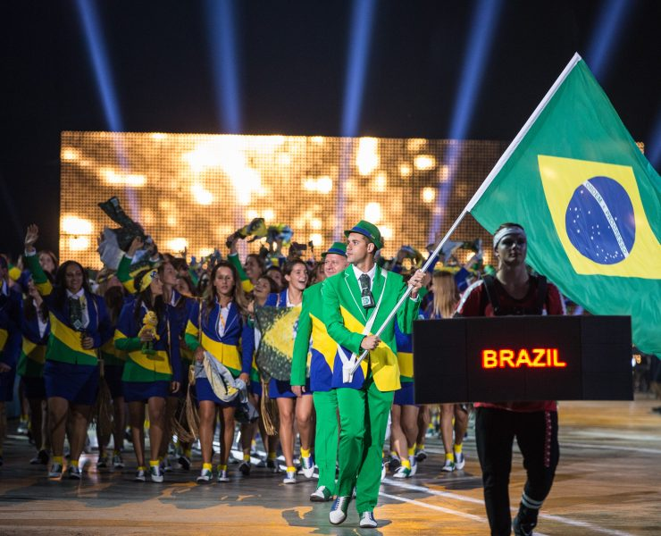 Brasil vai vacinar todos os atletas classificados para os Jogos de Tóquio 2020