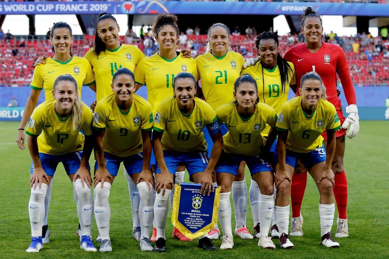 Seleção feminina de futebol conhece adversários na Olimpíada de Tóquio 2020