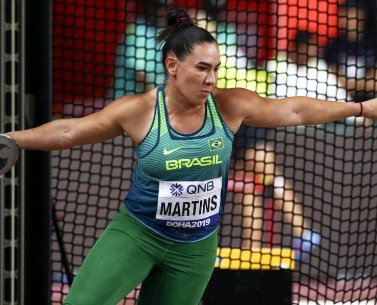 Fernanda Borges vence nos EUA e faz índice ollímpico