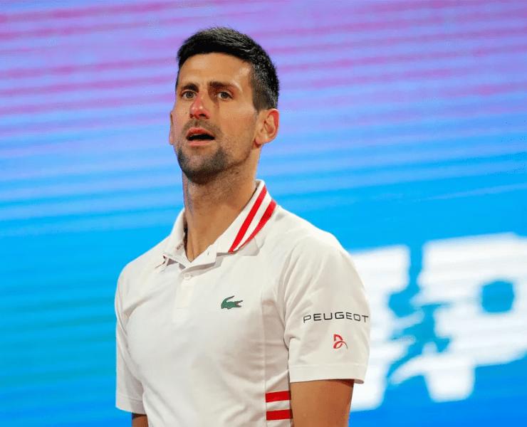 Djokovic: 'Karatsev foi ousado e mereceu a vitória'