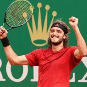 Stefanos Tsitsipas ocupa atualmente o número 5 do ranking mundial de tênis da ATP