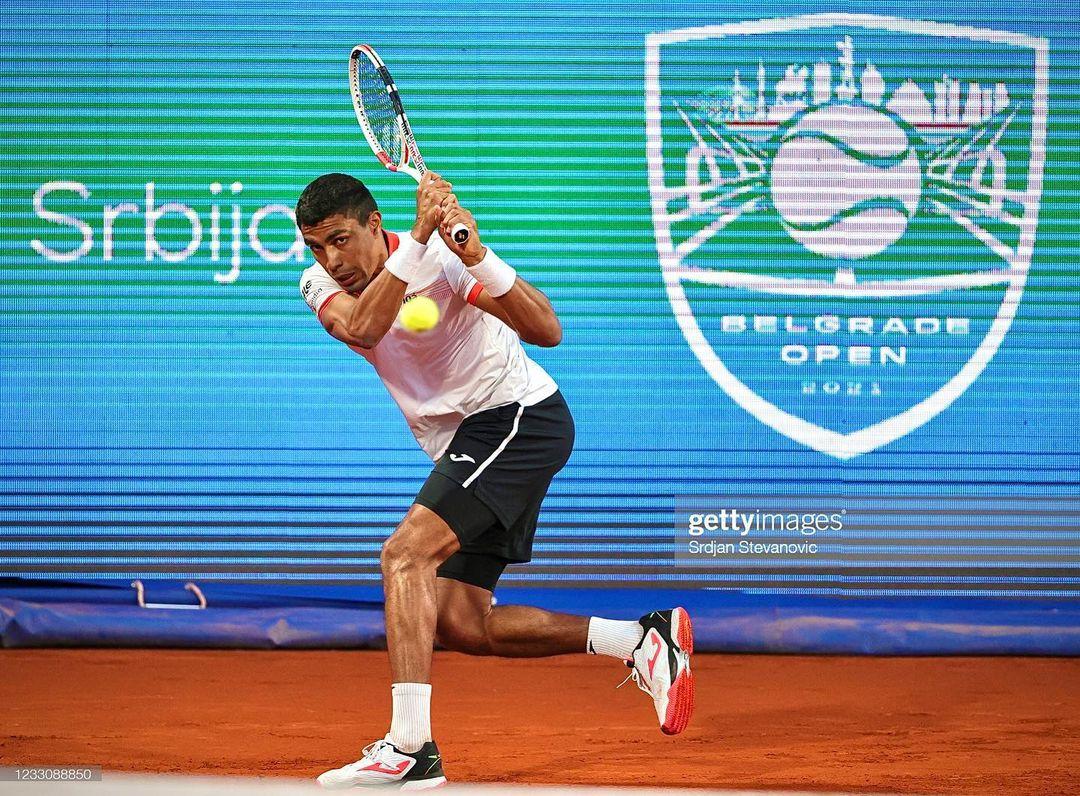 Thiago Monteiro estreia contra argentino em Roland Garros na segunda-feira (31)