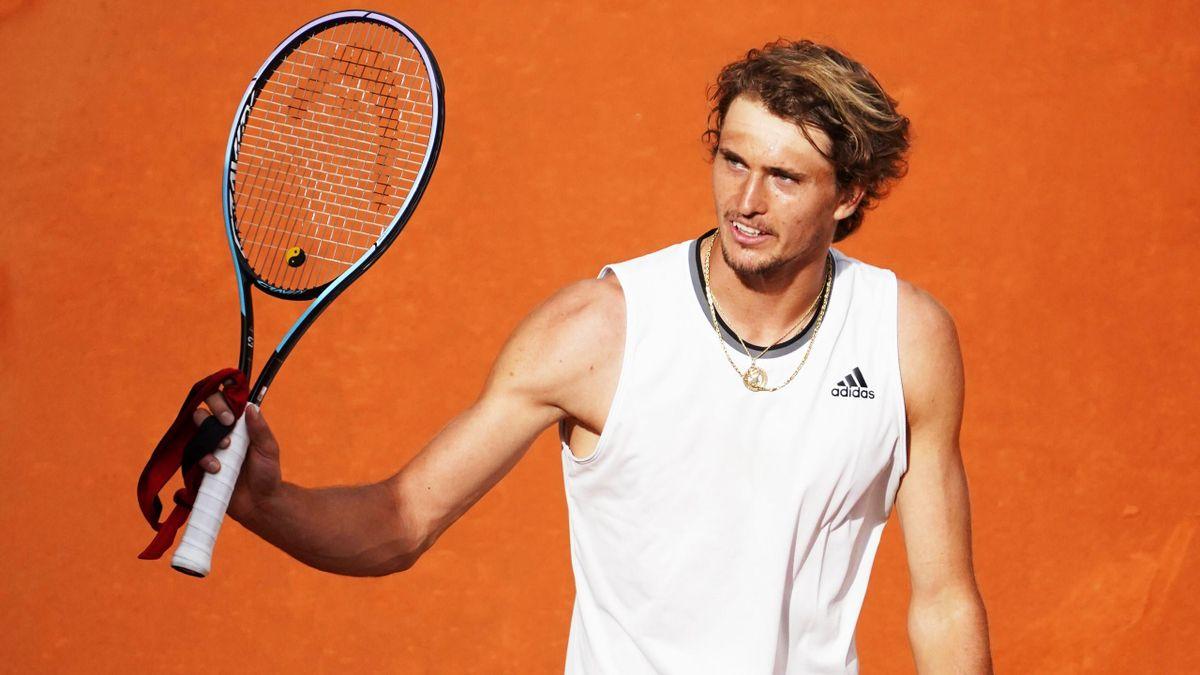 AO VIVO: Alexander Zverev estreia em Roland Garros