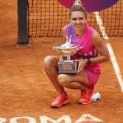 Atual campeã, Simona Halep estreia nesta quarta no WTA de Roma