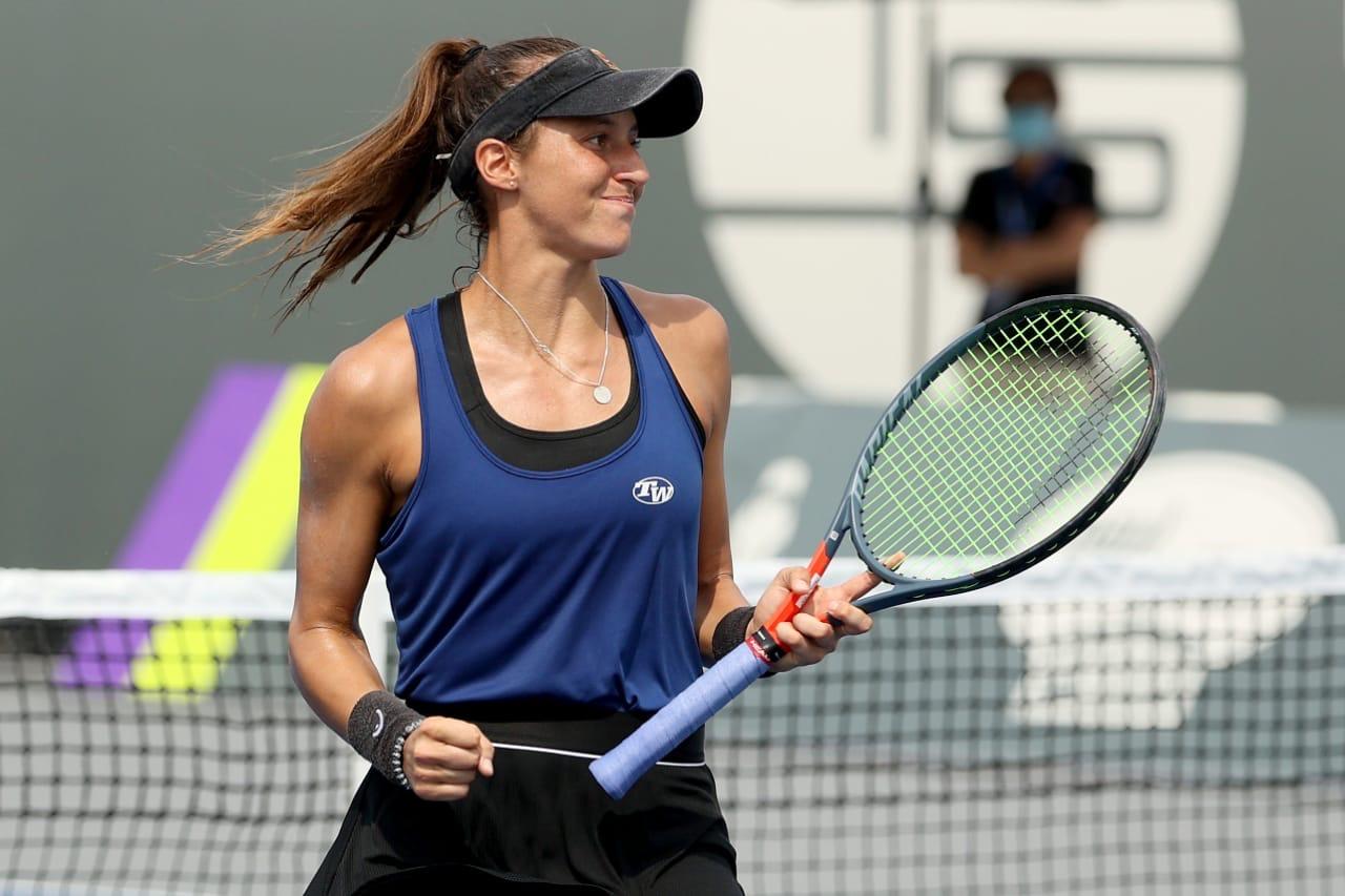 Em boa fase, Luisa Stefani fura quali do WTA 125 de Saint-Malo