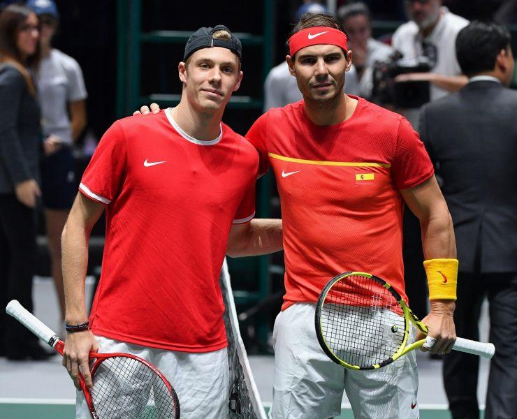 AO VIVO: Rafael Nadal encara Denis Shapovalov no Masters de Roma