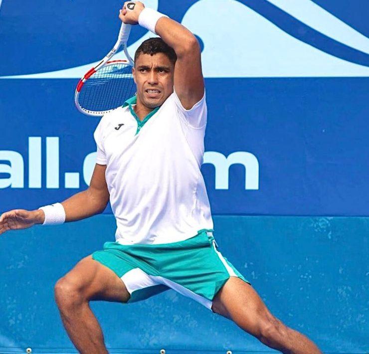 Thiago Monteiro vence a primeira no qualificatório do Masters de Roma