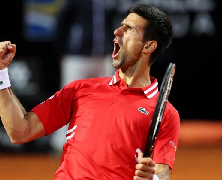 Novak Djokovic ATP de Belgrado