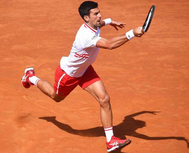 Notícias   Dia a dia Djokovic vence Fokina em ROma