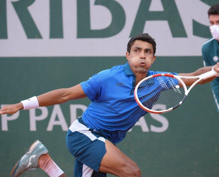 Thiago Monteiro Roland Garros