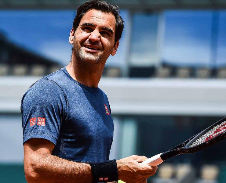 Roger Federer diz que não vai vencer em Roland Garros