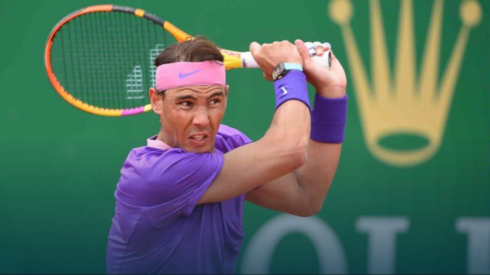 Rafael Nadal vence e avança no Masters de Madri