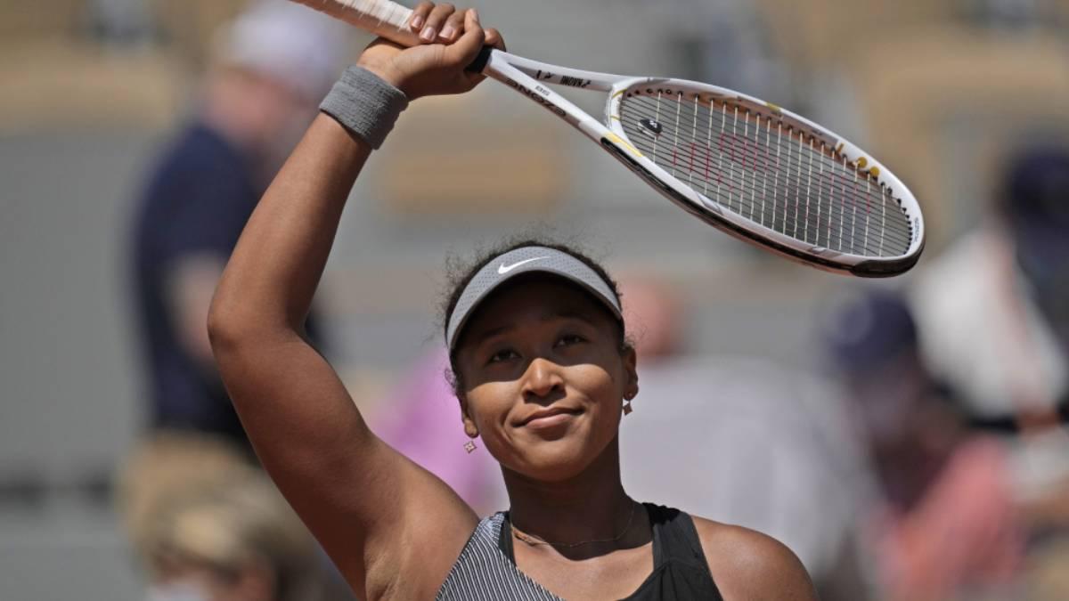 Naomi Osaka abre com vitória sua campanha em Roland Garros