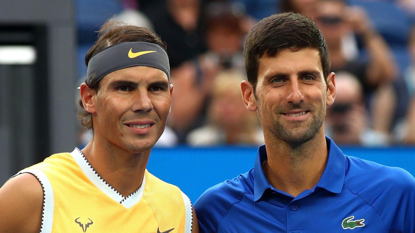Tenista francês diz que Rafael Nadal e Novak Djokovic estão 'baixando o nível'