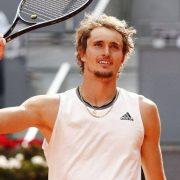 Alexander Zverev vence o Masters de Madri